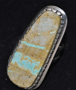 Cabochon Ring by Jeff Fulkerson