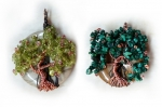 2/05/2015 10:30am - 2:00pm Rhonda Chase Tree of Life Pendant