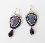 2/6/2015 10:30am - 2:00pm Olga Dillow Queen Victoria Earrings