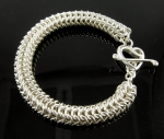 2/09/2015 10:30am - 2:00pm Marilyn Gardiner Roundmaille Bangle