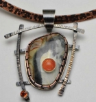 2/03/2017 10:30am - 6:00pm and 2/04/2017 10:30am - 6:00 pm Jeff Fulkerson 2-Day Stone on Stone Pendant