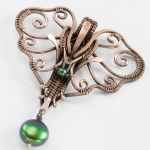 2/04/2017 10:30am - 6:00pm Sarah Thompson Flora Pendant