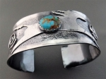 1/26/2018 10:30am-6:00pm Kim St Jean Galloping Horse Cuff