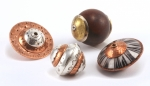 1/28/2018 10:30am-6:00pm Kate Richbourg Dapped, Riveted And Soldered Beads