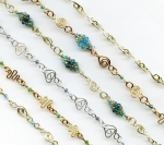 2/7/2019 10:30am-2:00pm Melody MacDuffee Make Your Own Chains & Beaded Chains