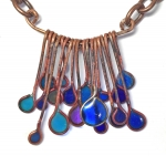 2/10/2019 10:30am-2pm Steven James Discover Torch Enameling: The Raindrop Pendant