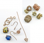 2/7/2019 2:30pm-6:00pm Melody MacDuffee Make Your Own Findings & Wire Beads