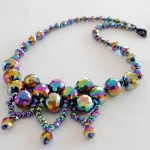 2/7/2020 2:30pm-6pm Olga Dillow  The Necklace Anna And Flat Rope Bracelet