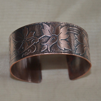Copper Etching With Ferric Chloride Jewelry Tools