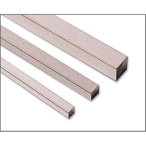 MET-315.18 - Sterling Silver Wire, .925, Square, 18 Gauge, 4.75 Feet