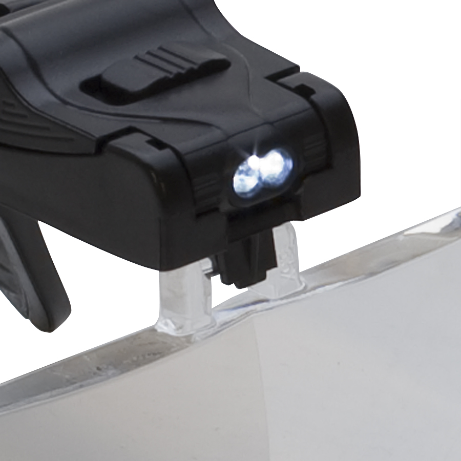 Elp 545 00 Magnifier With Five Lenses And Led Light