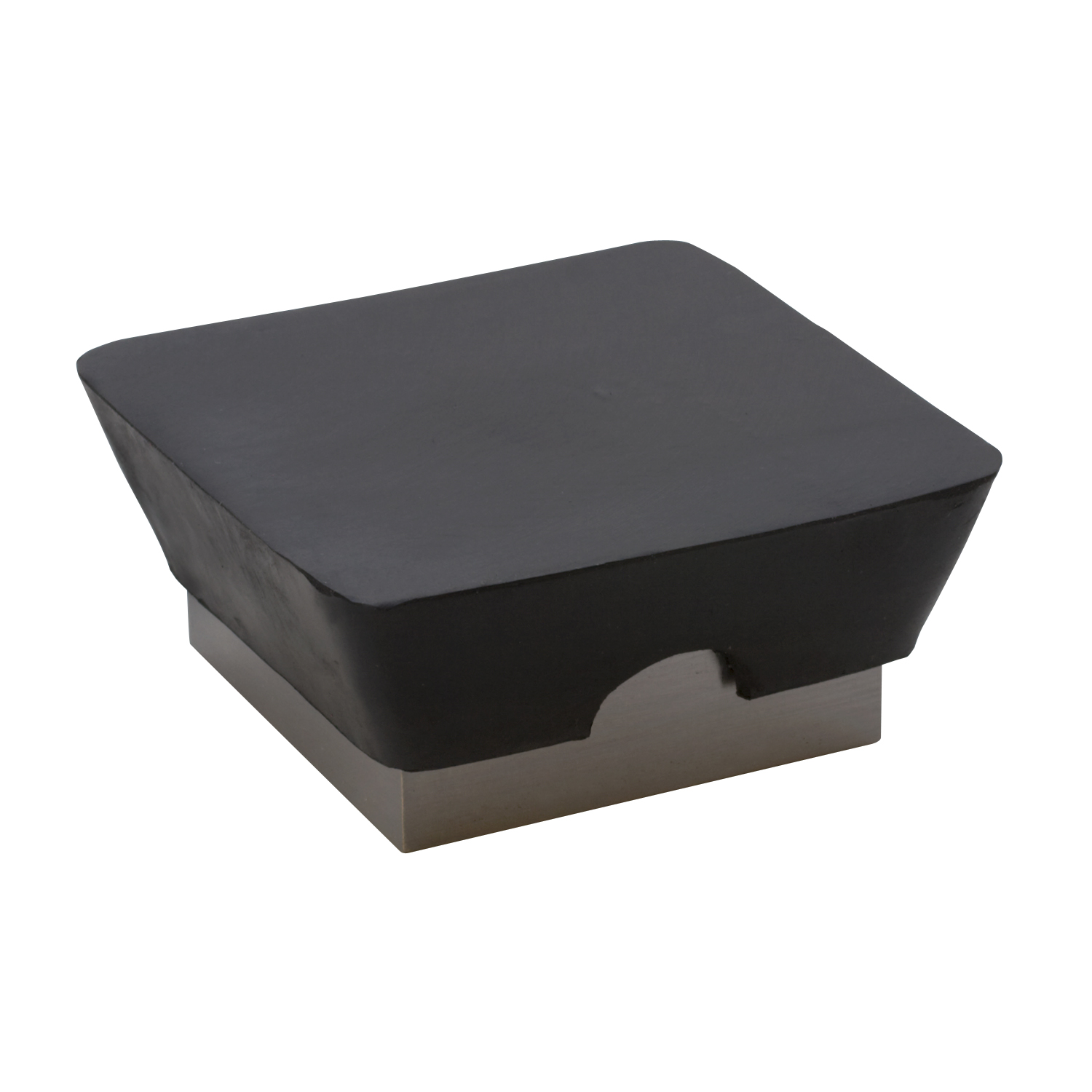 Dap Bench Block Steel And Rubber 2 1 2 Inches