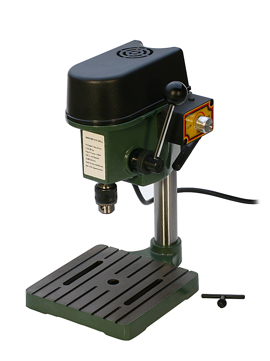 Drl Small Benchtop Drill Press