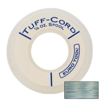 Tuff-Cord Beading Cord, Turquoise, Size 2, 66 Yards||BDC-513.02