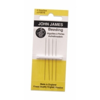 English Beading Needle, #10, 48 Needles||BDN-104.10