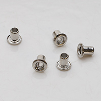 "EYELETS 1/8"" SILVER-COLOR - PK/24