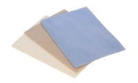 Bead Mat, 9 x 12 Inches, Pack of 3, Cream, Light Brown and Blue||BDT-330.00