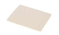 Bead Mat, 9 x 12 Inches, Pack of 50, Cream||BDT-335.01