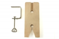 Deluxe V-Slot Bench Pin and Clamp||BPN-105.00