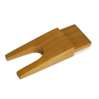 Bench Pin, With Cutout, 6-1/4 Inches by 2-5/8 Inches||BPN-106.10