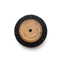 WOOD HUB BRUSH 3C-3 ROW, 2-5/8"