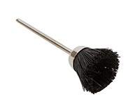 Cup Brushes, Hard Bristles, 1/2 Inch, 12 Pack||BRS-420.00