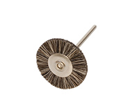 "SUPER 3/4"" MOUNTED BRISTLE BRUSH - SOFT
