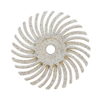 Radial Disc, White, 9/16 Inch, 120g, Pack of 12||BRS-570.40