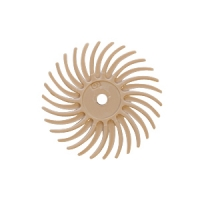 Radial Disc, Peach, 9/16 Inch, 6 Micron, Pack of 12||BRS-570.80