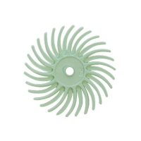 Radial Disc, Light Green, 3/4 Inch, Pack of 12||BRS-580.90