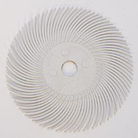 "RADIAL DISC 3"", 120G (WHITE) - PK/5