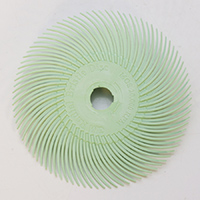 "RADIAL DISC 3"", 1 MICRON (LIGHT GREEN) - PK/5