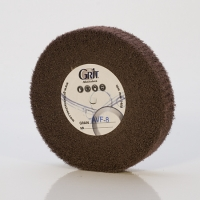 Satin Finish Buff, Very Fine, 4.5 inches by 3/4 inch||BUF-704.07