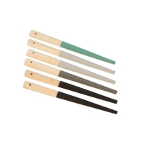 Half Round Sanding Sticks, Set of 6||BUF-751.98