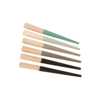 Round Sanding Sticks, Set of 6, 9-1/4 Inches||BUF-753.98