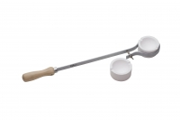 Crucible Handle with Melting Dish, 19-1/4 Inches||CAS-236.00
