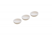 "CERAMIC MELTING DISH-1 3/4""  PK/3