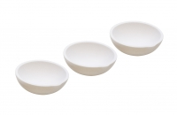 "CERAMIC MELTING DISH-4"" PK/3