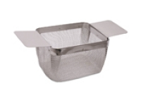 Rectangular Cleaning Basket, Fine Mesh, 5 by 4 by 3 Inches||CLN-652.10