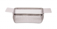 Rectangular Cleaning Basket, Fine Mesh, 8 by 4 by 3-1/2 Inches||CLN-653.10