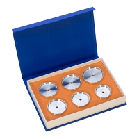 Aluminum Die Set, Large, 6 Pieces||CRY-908.60