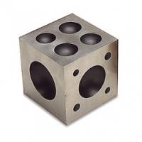 Dapping Die Block, Steel||DAP-125.00