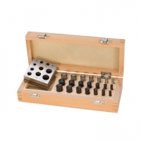 Deluxe Disc and Doming Set, 22 Pieces||DAP-430.00