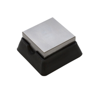 Bench Block, Steel and Rubber, 2-1/2 Inches||DAP-520.00