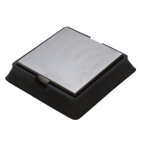 Steel and Rubber Bench Block, 4 Inches||DAP-545.00