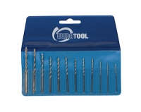 Diamond Coated Twist Drill Bits, Set of 12||DIB-227.00