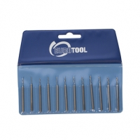 Uniform Shank Twist Drills, 12 Piece Set||DRL-250.02
