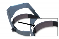 Happy Head Band for Magnifiers, Cotton, Pack of 3||ELP-555.00