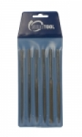 Economy Needle File Set, 6 Piece Set, 5-1/2 Inches||FIL-994.00