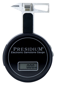 Presidium Electronic Gemstone Gauge||GAU-198.10
